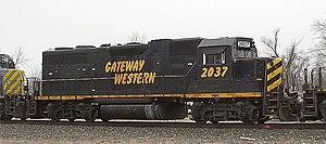 EMD GP38 - EMD GP38