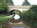 Galley Bridge, Macclesfield Canal, Congleton, Cheshire - geograph.org.uk - 567642.jpg