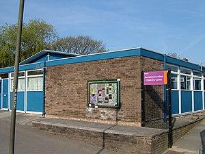 Gamesley - Image: Gamesley Sure Start Centre 5607