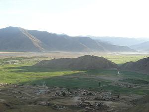 Dagzê District - Image: Ganden 1