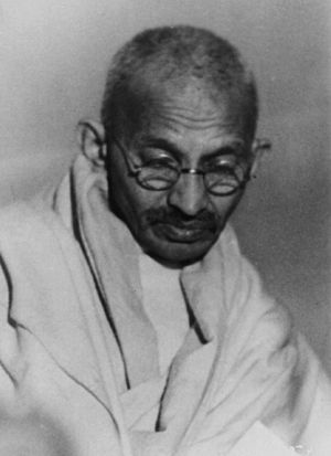 Time Person of the Year - Image: Gandhi