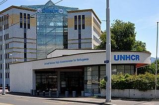 persönliches Amt und eine Behörde der Vereinten Nationen (UN)