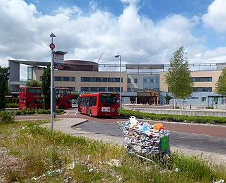 Central Middlesex Hospital - The new hospital