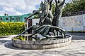 Garden Of Remembrance - Statue Of The Children of Lir by Oisín Kelly (Rebirth ^ Resurrection) - panoramio (5).jpg