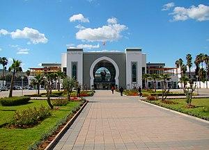 Railway stations in Morocco - Gare de Fes, Ville Nouvelle