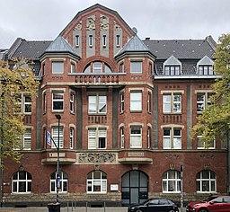 Lindenstraße in Düsseldorf