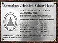 Gedenktafel Schönwalder Allee 26 (Haken) Heinrich Schütz Haus.jpg