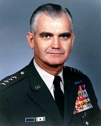 William Westmoreland - Image: Gen William C Westmoreland
