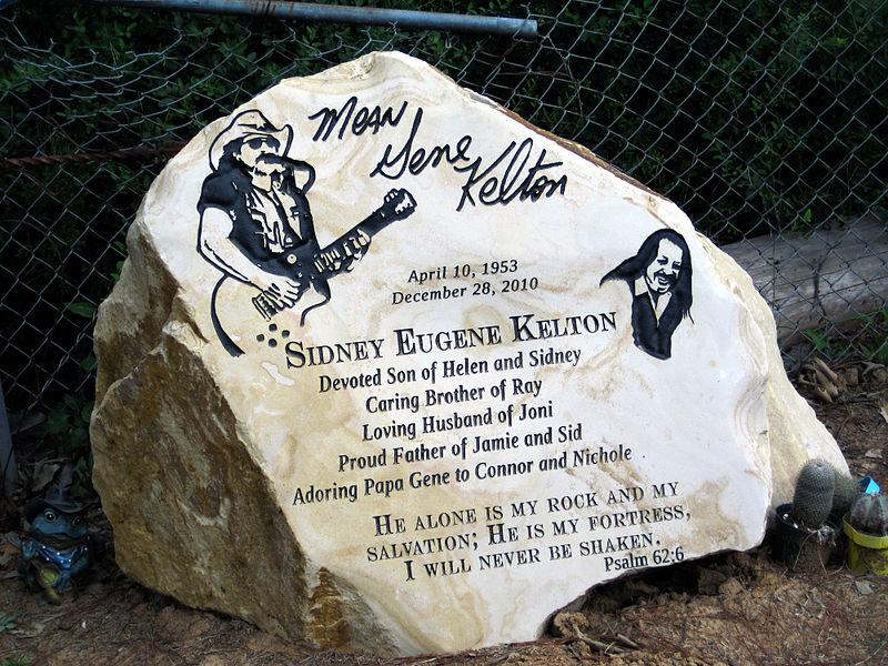 File:Gene Kelton's headstone in Pine Valley Cemetery, Pine ...