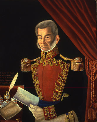 Battle of Acapulco - Juan Álvarez Commander-in-chief of Acapulco