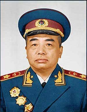 People's Volunteer Army - First commander and commissar of the CPVA Peng Dehuai (1950–1952)