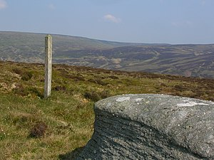 Centre points of the United Kingdom - Image: Geograph 2385708 Centre of Britain
