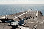 George H.W. Bush is conducting training exercises 150402-N-YL257-151.jpg