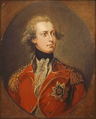 George IV as Prince of Wales