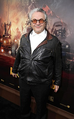 George Miller (director) - Miller at a Mad Max: Fury Road premiere in 2015