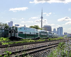 GO Transit - The 'Georgetown South' project involves expanding tracks shared by trains on the Barrie, Georgetown and Milton lines, as well as the Union Pearson Express.