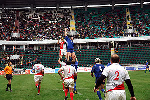Russia national rugby union team - Georgia v. Russia, 24 March 2007