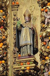 Gerald of Braga Benedictine monk