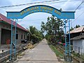 Gerbang Selamat Datang di Kelurahan Sindang Sari, Sambutan.jpg