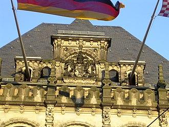 Landgericht Bremen - Image: Gerichtsgebaeude 083