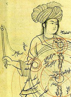 Qutb al-Din al-Shirazi 13th and 14th-century Persian philosopher and scientist