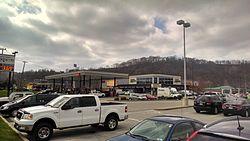 Giant Eagle Express In Harmar Township Pennsylvania