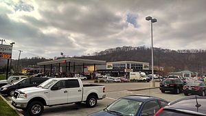 Giant Eagle - Giant Eagle Express in Harmar Township, Pennsylvania.