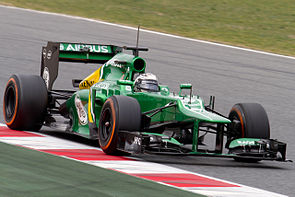 Giedo van der Garde 2013 Catalonia test (19-22 Feb) Day 3.jpg
