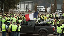 Yellow Vests Movement Wikipedia
