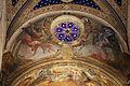 Giovanni coli e filippo gherardi, gloria di san regolo, affreschi del catino absidale del duomo di lucca, 1681, 00.JPG