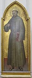 Giovanni da Milano: St. Francis of Assisi