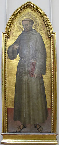 Giovanni da milano, san francesco, 1360-1365 ca..JPG