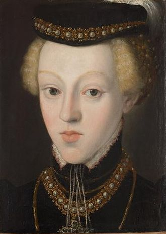 Joanna of Austria, Grand Duchess of Tuscany - Joanna of Austria; 1562