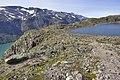 Gjende and Bjørnbøltjønne - panoramio.jpg