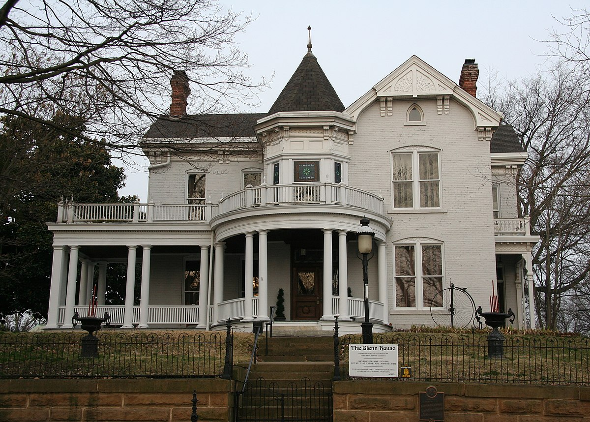 Glenn House (Cape Girardeau, Missouri) - Wikipedia