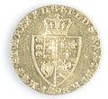 Gold Spade Guinea of George III - reverse YORYM 2013 1201.jpg