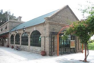 Golra Sharif Railway Museum - Main Hall of Museum