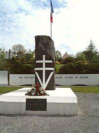 Gourin Monument résistance.jpg