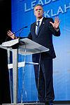 Governor of Florida Jeb Bush at Southern Republican Leadership Conference, Oklahoma City, OK May 2015 by Michael Vadon 124.jpg