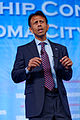 Governor of Louisiana Bobby Jindal at Southern Republican Leadership Conference, Oklahoma City, OK May 2015 by Michael Vadon 137.jpg