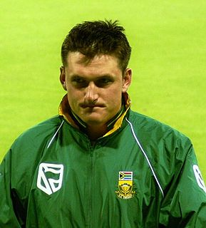 Graeme Smith Cricket player of South Africa.