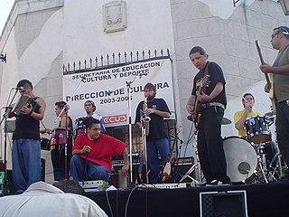 El Gran Silencio Mexican band