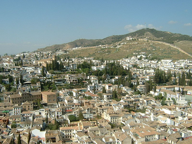 Soubor:Granada - vista dall' Alhambra.jpg