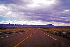 U.S. Route 6 in Utah - U.S. Route 6 in Emery County, Utah
