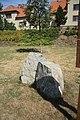 Granodiorit at Geopark Rájec in Rájec-Jestřebí, Blansko District.jpg