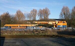 VolkerRail - Image: Grant Rail Kirow 250