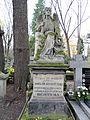 Grave of Jadwiga Łuszczewska (Deotyma) and Wacław Łuszczewski - 01.jpg