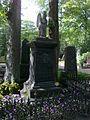 Grave of Senator Theodor Sebastian Thilén (1818-1887) and his wife, Hietaniemi Cemetery, Helsinki.jpg