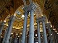 Great Hall - Library of Congress - Washington - DC - USA - 05 (47760822351).jpg