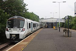 Great Northern Class 717 Desiro City at Bowes Park June 2019 No.2.jpg
